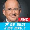 podcast RMC De quoi j'me mail par François Sorel