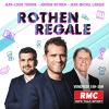 RMC podcast Rothen Régale avec Jean-louis Tourre, Jean-Michel Larqué, Jérôme Rothen