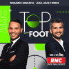 RMC podcast Top of the Foot avec Jean-louis Tourre, Mohamed Bouhafsi, Nicolas Anelka