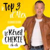 Cherie fm podcast Le Top 3 d'Alexandre Devoise