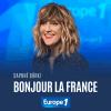 Europe1 podcast Bonjour la France avec Daphné Burki