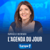 Europe 1 podcast L'agenda du jour avec Raphaëlle Duchemin