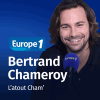 Europe 1 podcast L'atout Cham avec Bertrand Chameroy