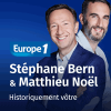 Europe 1 podcast Historiquement vôtre avec Matthieu Noël, Stéphane Bern