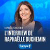 Europe 1 podcast L'interview de Raphaëlle Duchemin