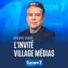 Europe1 podcast L'invité village médias avec Philippe Vandel
