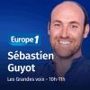 Europe 1 podcast Les Grandes voix d'Europe 1 avec Catherine Nay, Charles Villeneuve, Gérard Carreyrou, Michèle Cotta, Sébastien Guyot