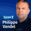 Europe 1 podcast Le grand journal du soir Week-end avec Philippe Vandel
