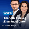 Europe 1 podcast La France bouge avec Elisabeth Assayag et Emmanuel Duteil