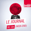 France Inter podcast Le journal de 13h Week-end avec Frédéric Barreyre