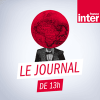 France Inter podcast journal de 13h par Bruno Duvic