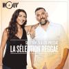 Mouv radio podcast sélection Reggae avec Selecta K-za et Lise Pressac