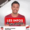 NRJ podcast Les Infos de Glandu dans Manu dans le 6/9