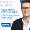 Podcast Europe 1 C'est arrivé par David ABIKER