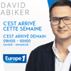 Podcast Europe 1 C'est arrivé par David ABIKER