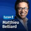 Europe1 podcast Le grand journal du soir avec Matthieu Belliard