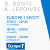 Podcast Europe 1 Le multiplex Sport par Alban Lepoivre
