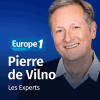 Europe 1 podcast Les experts Europe 1 avec Pierre De vilno