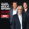 RMC podcast Les Paris 100% Multisport avec Jacques Monclar, Serge Simon et Thomas Lombard