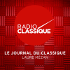 Radio Classique podcast Le journal du classique avec Laure Mézan