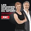 RMC podcast Les Grandes Gueules du sport avec Christophe Cessieux, Sarah Pitkowski,