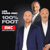 RMC podcast Les paris RMC 100% FOOT avec Christophe Dugarry, Dream team, Eric di Meco, Frank Leboeuf,