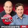 podcast RMC Votre Auto François Sorel, Jean-Luc MOREAU