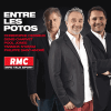 RMC podcast Entre les potos  avec Christophe Cessieux, Denis Charvet, Philippe Saint-André, Pool Jones, Yannick Nyanga,