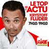 Rire et chansons podcast Krystoff Fluder - Le top de l'actu