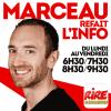 Rire et chansons podcast Marceau refait l'info