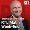 RTL podcast Matin Week-end avec Stéphane Carpentier